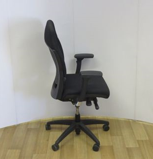 Teknion Savera High Back Task Chair In Any Colour Fabric