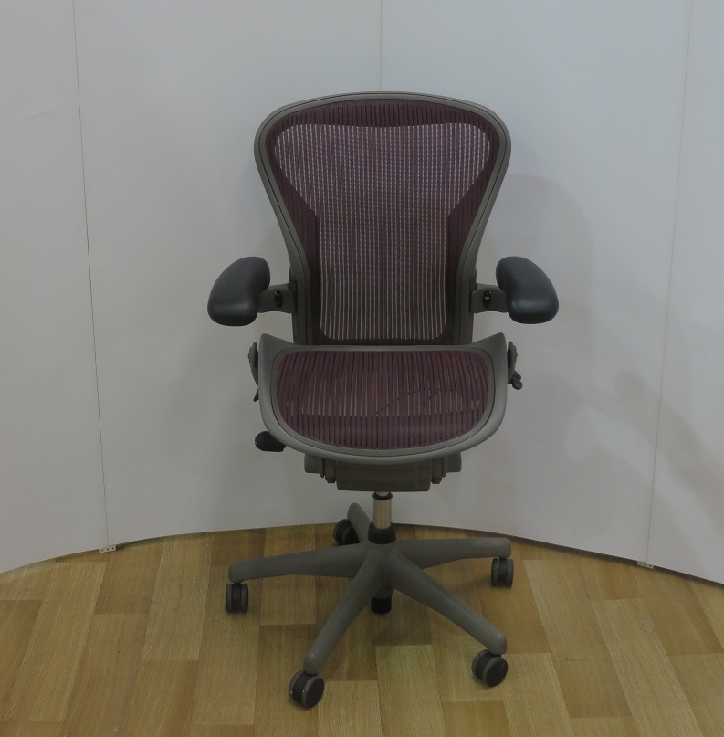 Used Herman Miller Aeron Task Chair In Stock For