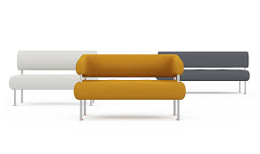 Pledge reception sofa