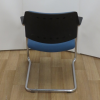 Girsberger Stackable Cantilever Arm Chair