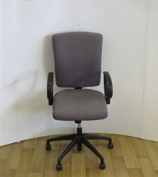 Orangebox Go Chair loop arms